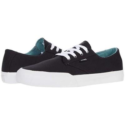 エトニーズ Jameson Vulc LS メンズ スニーカー 靴 シューズ Black/White/Silver