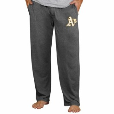 Concepts Sport コンセプト スポーツ スポーツ用品  Concepts Sport Oakland Athletics Charcoal Quest Lounge Pants