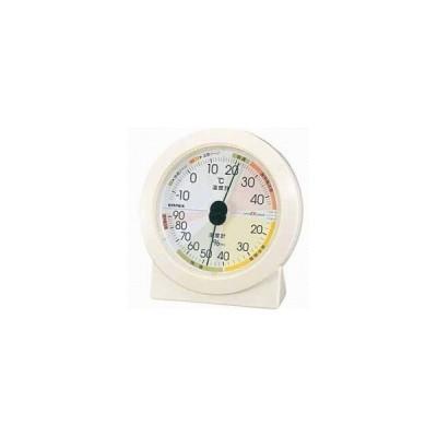 エンペックス 置き用高精度UD温湿度計 EX-2831