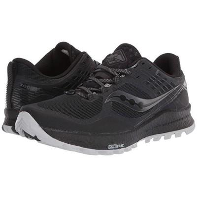 サッカニー Xodus 10 メンズ スニーカー 靴 シューズ Black