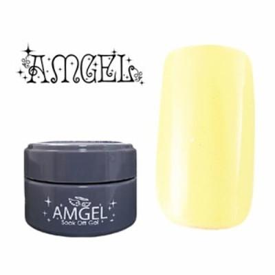 ジェルネイル セルフ カラージェル アンジェル AMGEL カラージェル AG1021 たんぽぽ 3g