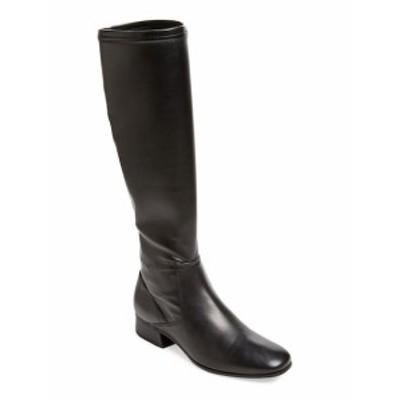 アクアタリア レディース シューズ ブーツ Luisa Stretch Leather Boot