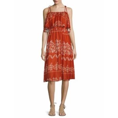 トゥラローサ レディース ワンピース Jacqui Floral Dress