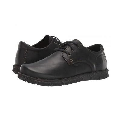 Born ボーン メンズ 男性用 シューズ 靴 オックスフォード 紳士靴 通勤靴 Soledad - Black Full Grain