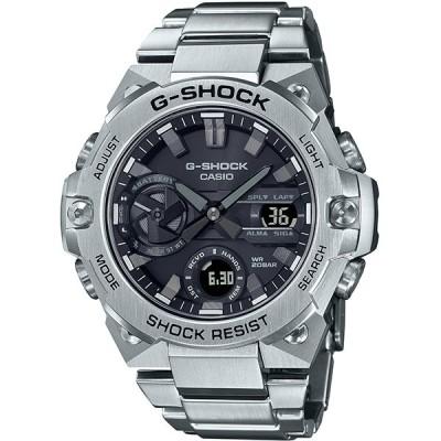 カシオ G-SHOCK(ジーショック)G-STEEL ソーラー メンズ 腕時計 GST-B400D-1AJF
