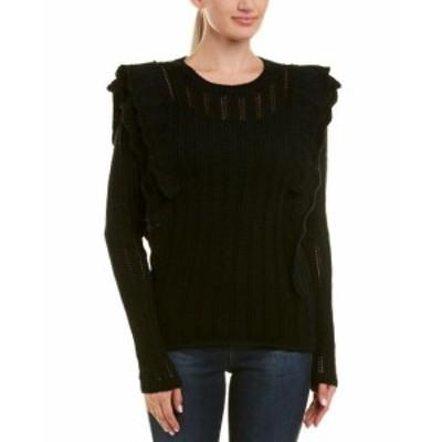 IRO イロ ファッション トップス Iro Dolip Alpaca-Blend Sweater L Black