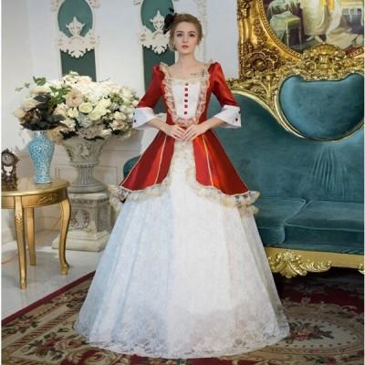 舞台服 ステージ衣装 プリンセスライン 演劇 ドレス 宮廷服ドレス ドレス オペラ声楽 中世貴族風 刺繍が豪華お姫様ドレス 舞台衣装やステージ衣装