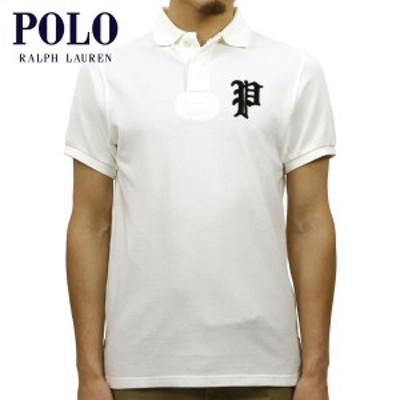 ポロ ラルフローレン ポロシャツ メンズ 正規品 POLO RALPH LAUREN 半袖ポロシャツ  CUSTOM FIT POLO 父の日 ギフト プレゼント ラッピン