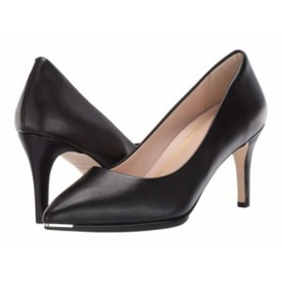 Cole Haan コールハーン レディース 女性用 シューズ 靴 ヒール Grand Ambition Pump (75 mm) Black Leather【送料無料】