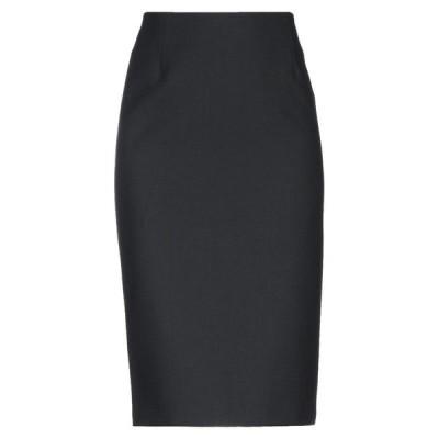 PINKO 七分丈スカート  レディースファッション  ボトムス  スカート  ロング、マキシ丈スカート ブラック