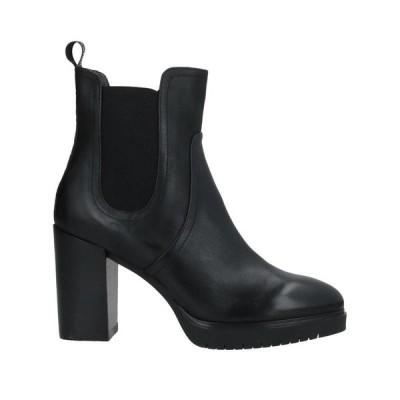 LIU JO ショートブーツ  レディースファッション  レディースシューズ  ブーツ  その他ブーツ ブラック