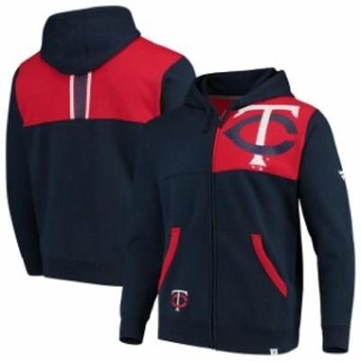 Fanatics Branded ファナティクス ブランド スポーツ用品  Fanatics Branded Minnesota Twins Navy/Red Iconic Bold Fu