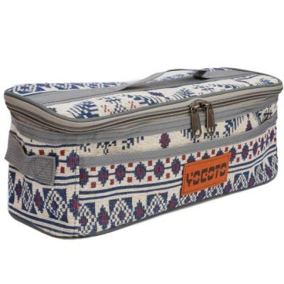 【YOGOTO】 クッキングツール ボックス 調理器具 入れ 調味料ケース アウトドア 収納バッグ バーベキュー キャンプ キッチンツールボックス コンテナ (C10)