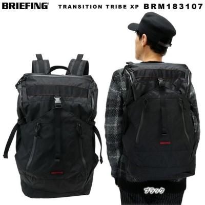 ブリーフィング BRIEFING 人気メンズ リュックサック  スポーツ TRANSITION TRIBE XP BRM183107 デイパック バックパック 2018AW
