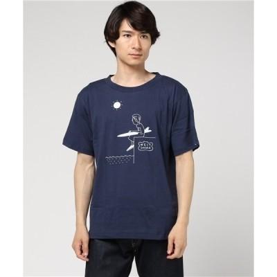 tシャツ Tシャツ WEST SHORE プリントTee(girl)/プリント Tシャツ