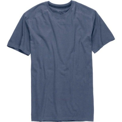 キュール シャツ メンズ トップス Bravado T-Shirt - Men's Pirate Blue