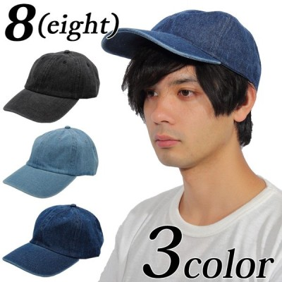 帽子 メンズ キャップ 帽子 メンズ デニム NEWHATTAN ニューハッタン
