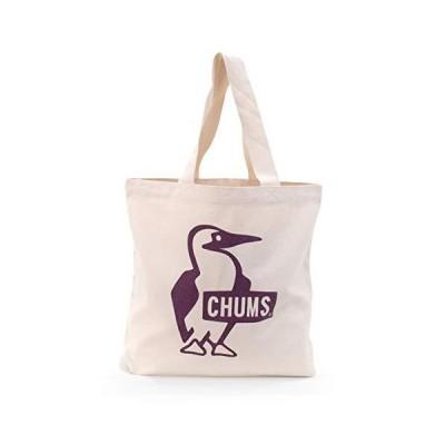 CHUMS チャムス ブービーキャンバストート[CH60-2149]Fサイズ purple