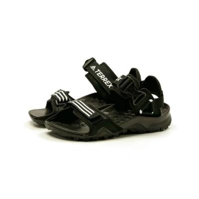 【フットプレイス】 アディダス adidas メンズ サンダル スポーツサンダル テレックス サイプレックス ウルトラII ZE-CYPUSADLX メンズ ブラック 26.5cm FOOT PLACE
