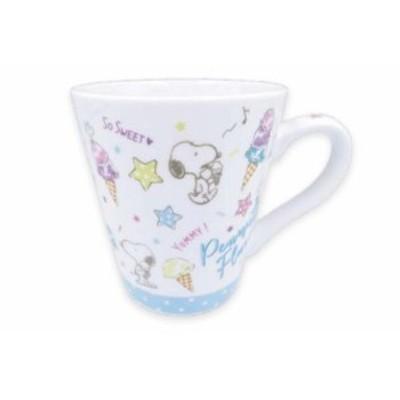 【スヌーピー】【SNOOPY】マグカップ【アイスクリーム】【コップ】【マグカップ】【マグ】【食器】【グッズ】【カップ】【ピーナッツ】【