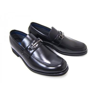 ZN5008 @ZINO/アットジーノ 紳士靴 撥水 軽量 消臭  ビジネス ブラック