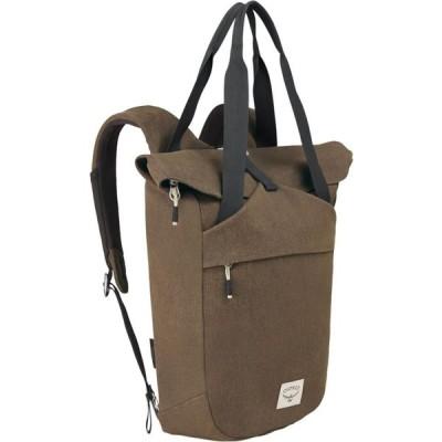 オスプレー Osprey Packs レディース バックパック・リュック バッグ Arcane Tote Pack Limited Roast Bean Brown