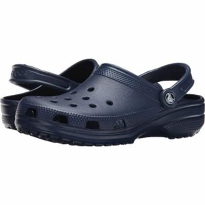 クロックス Crocs レディース クロッグ シューズ・靴 Classic Clog Navy