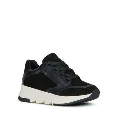 ジェオックス レディース スニーカー シューズ Falena 4 Two-Tone Fashion Sneakers