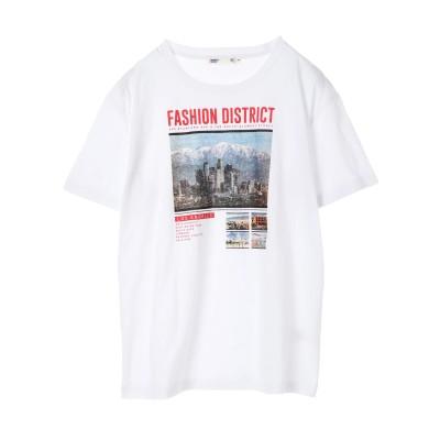 mens ロサンゼルスフォトTシャツ