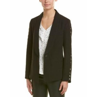 Blazer ブレザー ファッション 衣類 All Row Womens All:Row Cutout Blazer S
