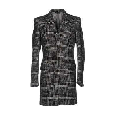ブライアン デールズ BRIAN DALES コート ブラック 50 ウール 75% / ナイロン 25% コート