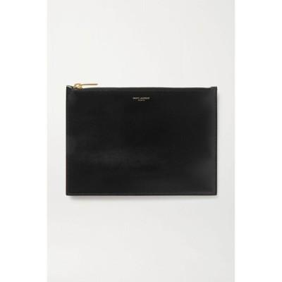 イヴ サンローラン SAINT LAURENT レディース ポーチ medium leather pouch