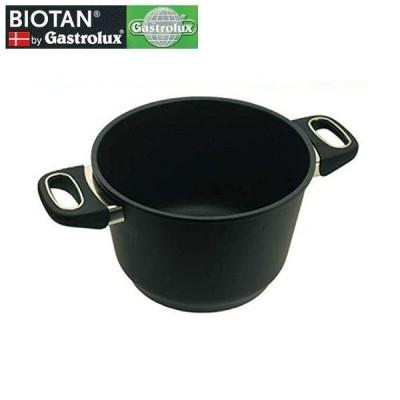 BIOTAN IH対応 片手鍋 20cm 深さ13cm 17250 バイオタン ガストロラックス