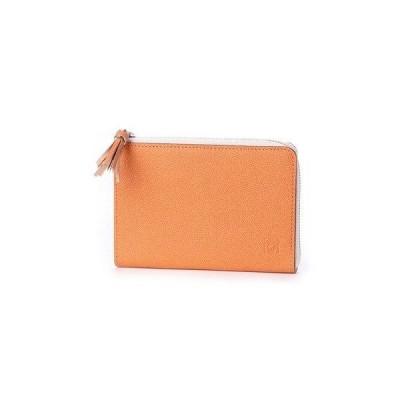 キプリス ウィメンズ CYPRIS Women's グラーノ ハニーセルカードケース (オレンジ)