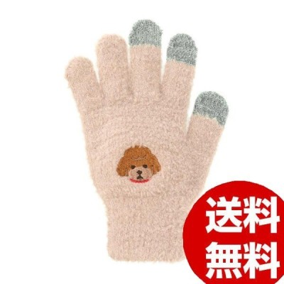 スマホ手袋 トイプードル 17318631038