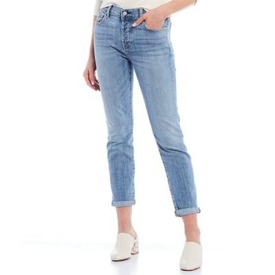 セブンフォーオールマンカインド レディース デニムパンツ ボトムス Josefina Feminine Boyfriend Jeans