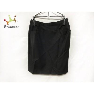 アニエスベー agnes b スカート レディース 美品 黒     スペシャル特価 20200503