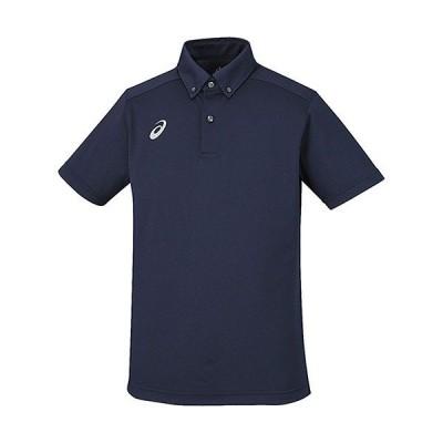 asics(アシックス) トレーニングウエア ボタンダウンシャツ XA6183