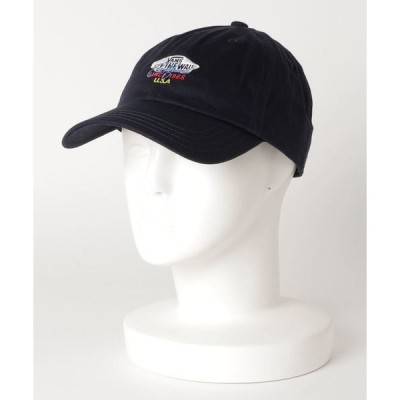 帽子 キャップ VANS-OTW USA LOW CAP