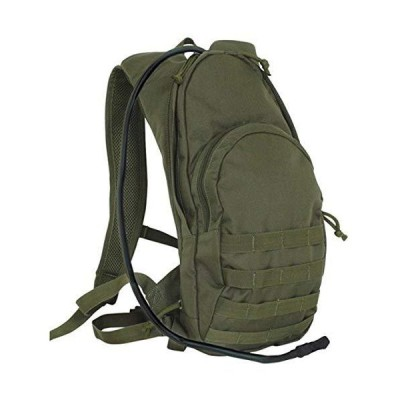 Fox Outdoor Products Compact Modular Hydration Backpack, Olive Drab【並行輸入品】