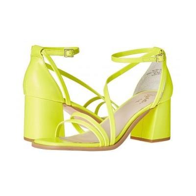 Seychelles セイシェルズ レディース 女性用 シューズ 靴 ヒール Comradery - Neon Yellow