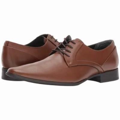 カルバンクライン 革靴・ビジネスシューズ Benton British Tan