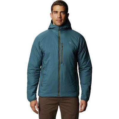 マウンテンハードウェア メンズ ジャケット・ブルゾン アウター Mountain Hardwear Men's Kor Strata Hooded Jacket