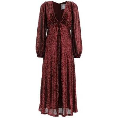 IN THE MOOD FOR LOVE/イン ザ モード フォー ラブ Red In the mood for love irina sequined dress レディース 秋冬2020 IRINA DRESS ik