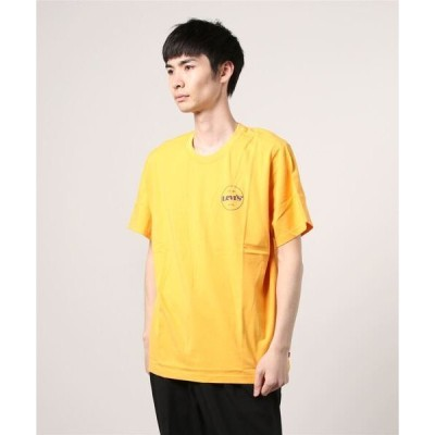 tシャツ Tシャツ SS RELAXED FIT TEE SSNL MV LOGO KUMQUAT