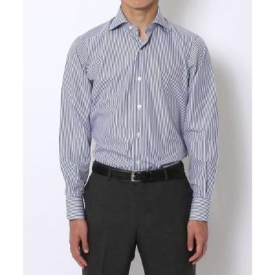 TOMORROWLAND / トゥモローランド 140/2コットンブロード ワイドカラー ドレスシャツ NEW WIDE-5
