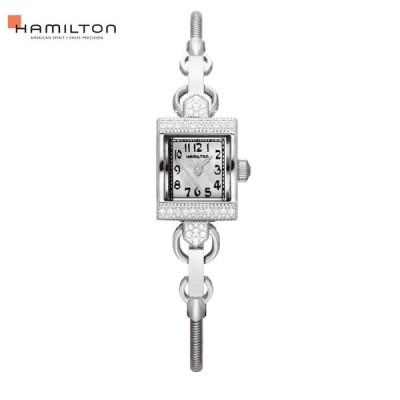 正規品 ハミルトン HAMILTON 腕時計 レディース レディ ハミルトン ヴィンテージ H31291113