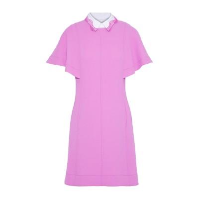 レラ・ローズ LELA ROSE ミニワンピース&ドレス ピンク 6 ウール 93% / ナイロン 5% / ポリウレタン 2% ミニワンピース&ド