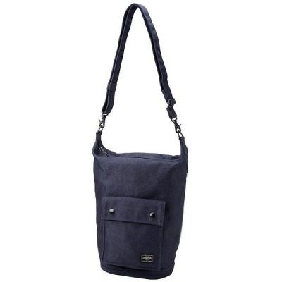 吉田カバン・ポーター・PORTER SMOKY  BONSAC & SHOULDER BAG pt592-06367-50(NAVY)