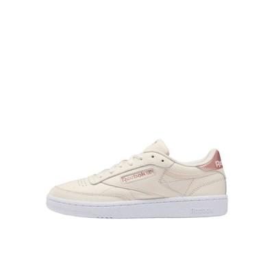 リーボック レディース スニーカー シューズ Reebok Classics Club C 85 sneakers in blush pink Pink